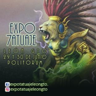 7° EXPO TATUAJES LEÓN 2019