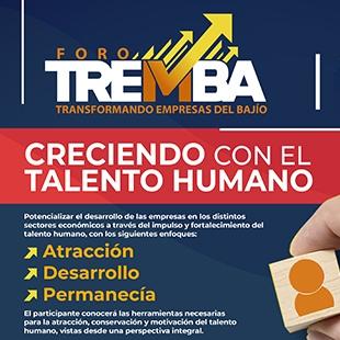 FORO TREMBA 2019 Transformando Empresas del Bajío