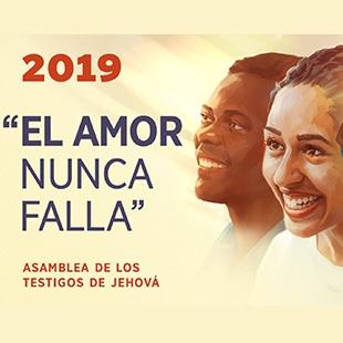 ASAMBLEA DE LOS TESTIGOS DE JEHOVÁ 2019
