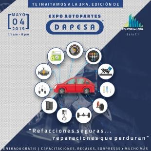 EXPO AUTOPARTES DAPESA