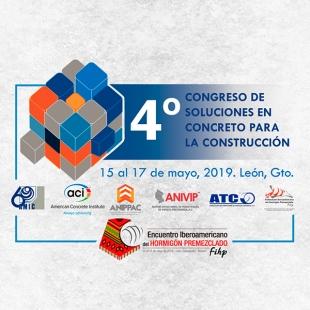 4º CONGRESO DE SOLUCIONES EN CONCRETO PARA LA CONSTRUCCIÓN