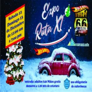 EXPO COLECCIONABLES RUTA 66