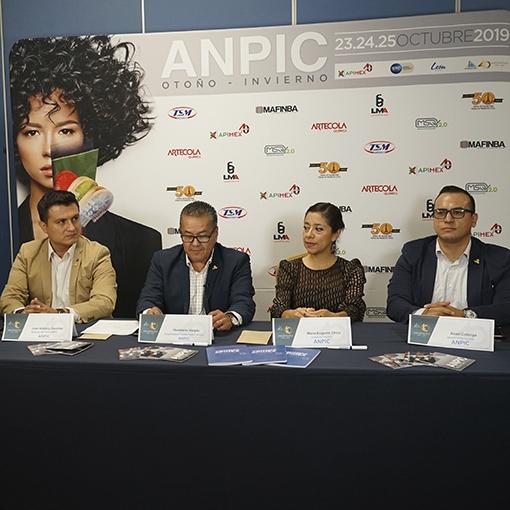 PRESENTAN PRÓXIMOS EVENTOS DE OCTUBRE 2019
