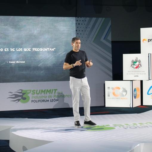 León se consolida como la sede de eventos más importante de México, en el 3er Summit de la Industria de Reuniones