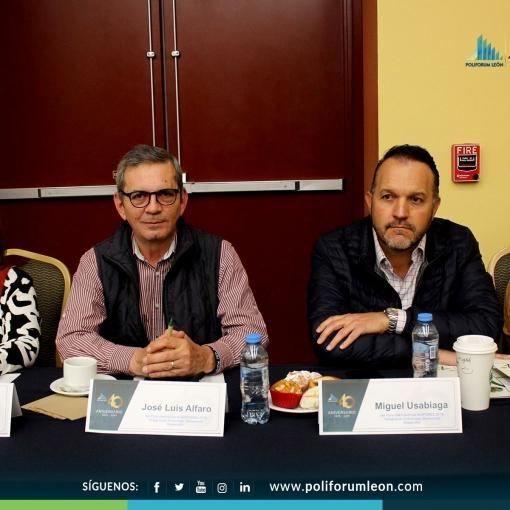 PRESENTAN PRÓXIMOS EVENTOS DE FEBRERO 2019