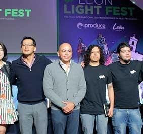 PRESENTAN EL EVENTO LEÓN LIGHT FEST